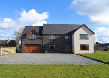 Thumbnail Detached house for sale in Tiers Cross, Haverfordwest