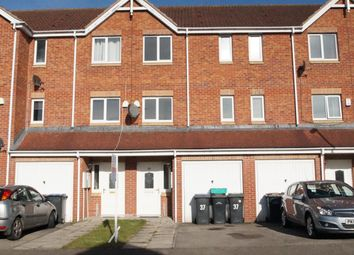 3 bed town house for sale in The Chequers, Consett DH8