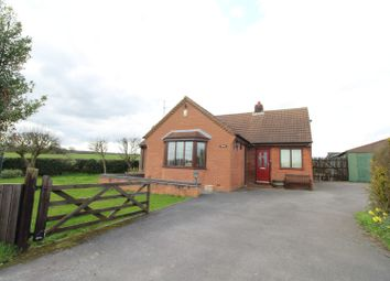 Thumbnail 3 bed detached bungalow for sale in Handley Lane, Chesterfield