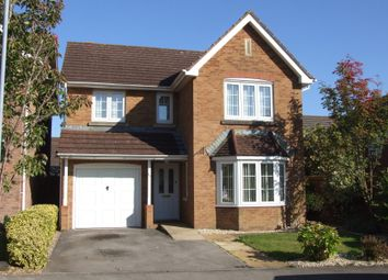 Thumbnail 4 bed detached house for sale in St Lawrence Park, Chepstow