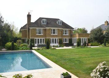 6 bed detached house for sale in Farmleigh Grove, Burwood Park, Hersham, Walton-On-Thames KT12