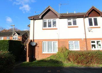 Thumbnail 1 bedroom maisonette for sale in Dukes Close, Petersfield, Hampshire