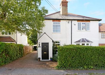 Thumbnail 4 bedroom semi-detached house for sale in Sixty Acres Road, Prestwood, Great Missenden