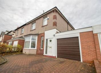 Thumbnail 4 bed semi-detached house for sale in Northumberland Avenue, Gosforth, Newcastle Upon Tyne, Tyne And Wear