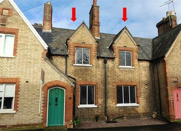 Thumbnail 2 bed terraced house for sale in Wisbech Road, Thorney, Peterborough, Cambridgeshire