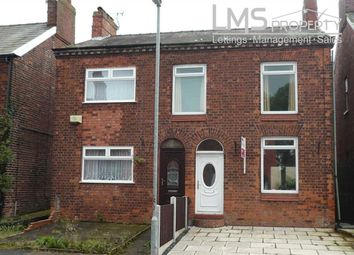 Thumbnail 2 bed semi-detached house to rent in School Road, Winsford