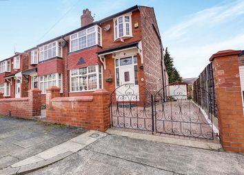 Thumbnail 4 bed semi-detached house to rent in Stockton Avenue, Stockport