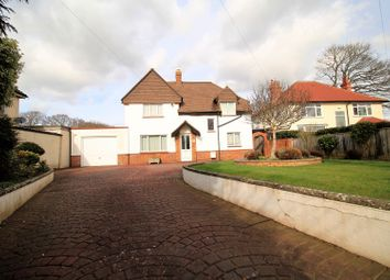 Thumbnail 4 bed detached house for sale in Barnhorn Road, Bexhill-On-Sea