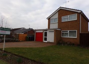 Thumbnail 3 bed detached house for sale in Birchfield Road, Stratford-Upon-Avon