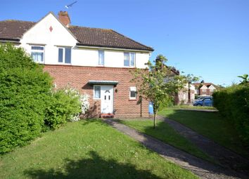 Thumbnail 2 bed property for sale in Halton Crescent, Ipswich