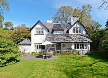 Thumbnail 5 bed detached house for sale in Morfa Bychan Road, Porthmadog, Gwynedd