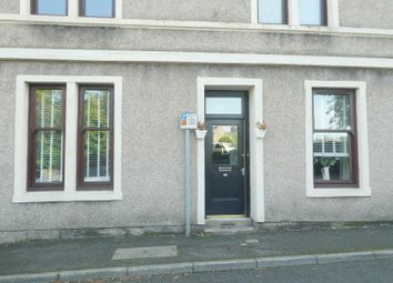 Thumbnail 2 bed flat for sale in Ground Floor Flat, 13 Bridge Street, Rothesay, Isle Of Bute