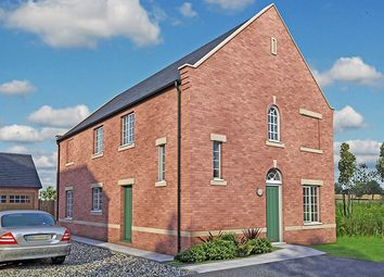 Thumbnail 5 bedroom detached house for sale in The Millhall, Seagrave Road Sileby, Loughborough, Leicestershire