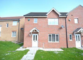 Thumbnail 3 bedroom terraced house to rent in Twizell Burn Walk, Pelton Fell, Chester Le Street