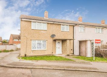 Thumbnail 3 bed end terrace house for sale in Fieldside, Bedford