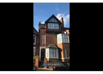 Thumbnail 8 bed terraced house to rent in St. James Road, Leicester
