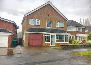 Thumbnail 3 bed detached house for sale in Bird End, West Bromwich