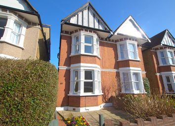 Thumbnail 3 bed semi-detached house for sale in Northcroft Road, Ealing