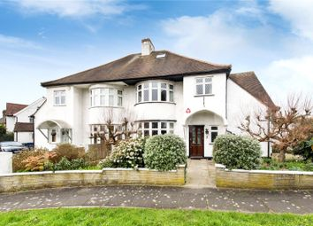 4 bed semi-detached house for sale in Copthall Gardens, Mill Hill, London NW7