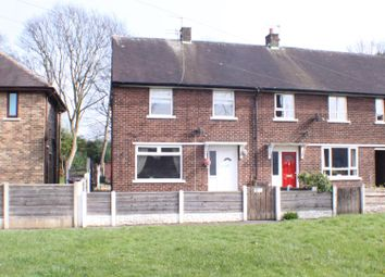 Thumbnail 2 bed end terrace house for sale in Fairhope Avenue, Salford