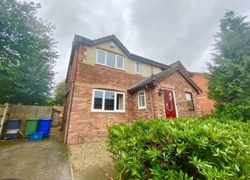 Thumbnail 3 bed semi-detached house to rent in Hasland, Chesterfield