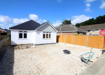 Thumbnail 3 bed detached bungalow for sale in Symes Road, Hamworthy, Poole