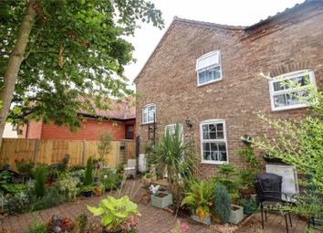 Thumbnail 2 bed terraced house for sale in Smithy Yard, Wragby, Market Rasen