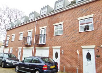 Thumbnail 3 bedroom town house for sale in Heritage Mews, Mill Road, Great Yarmouth