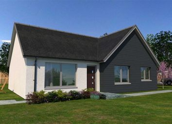 Thumbnail 3 bed detached bungalow for sale in The Berneray, Glenfield Pk, North Road, Ullapool
