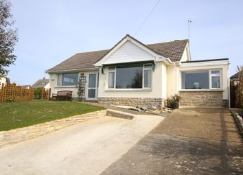 Thumbnail 3 bed bungalow for sale in Durberville Drive, Swanage