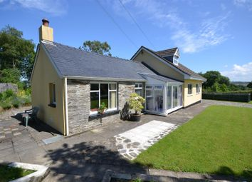 Thumbnail 3 bedroom detached house for sale in Llechryd, Cardigan