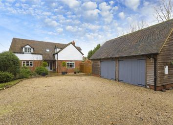 Thumbnail 4 bed detached house for sale in Marsh Road, Hamstreet, Ashford, Kent