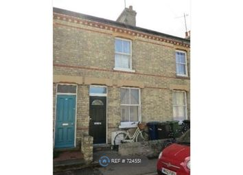 Thumbnail 2 bed terraced house to rent in Young Street, Cambridge