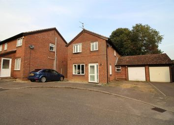 Thumbnail 4 bedroom link-detached house for sale in All Saints Road, Poringland, Norwich
