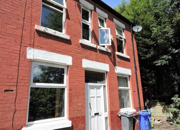 Thumbnail 3 bed end terrace house for sale in St Marks Street, Levenshulme, Manchester