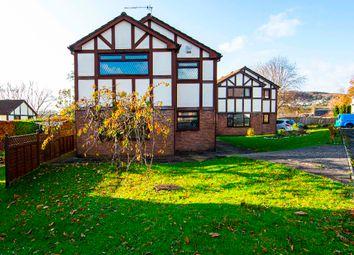 Thumbnail 4 bed detached house for sale in Beechcroft, Trelewis, Treharris