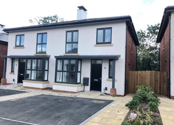 Thumbnail 3 bed semi-detached house for sale in New Barn Lane, Prestbury, Cheltenham