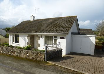 Thumbnail 2 bed detached bungalow for sale in Green Lane West, Marazion