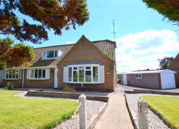 Thumbnail 3 bed bungalow for sale in Rowley Road, Little Weighton, Cottingham, East Riding Of Yorks