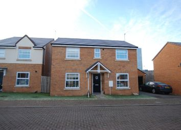 Thumbnail 3 bed detached house for sale in Ministry Close, Newcastle Upon Tyne