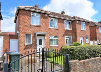 Thumbnail 2 bed semi-detached house for sale in Heathwell Road, Denton Burn, Newcastle Upon Tyne