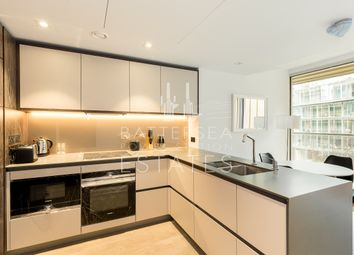 Thumbnail 2 bedroom flat to rent in Aurora Gardens, Battersea Power Station, London