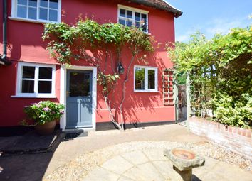 Thumbnail 3 bed end terrace house for sale in High Street, Hadleigh, Ipswich