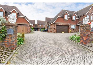 Thumbnail 4 bed detached house for sale in Falcon Mews, Vale Road, Gravesend