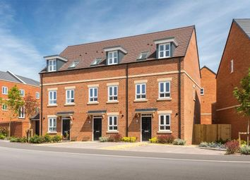 """Thumbnail 3 bedroom semi-detached house for sale in """"Dunford"""" at Fetlock Drive, Newbury"""