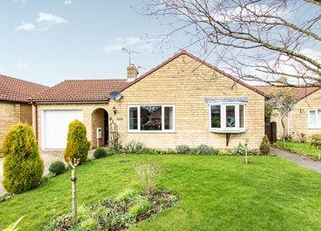 Thumbnail 3 bed bungalow for sale in Ermine Drive, Navenby, Lincoln