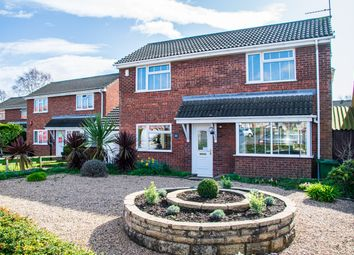3 bed detached house for sale in Wolsey Way, Lincoln LN2