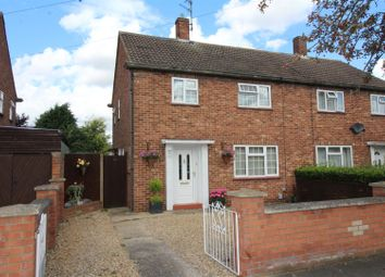 Thumbnail 3 bedroom semi-detached house for sale in Western Avenue, Dogsthorpe, Peterborough