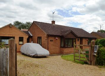 Thumbnail 4 bedroom detached bungalow for sale in Silvers Lane, Murrow