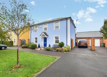 Thumbnail 4 bed detached house for sale in Fieldfare Avenue, Portishead, Bristol